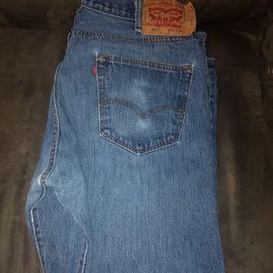 Men's Levi's 501 Jeans 38/32